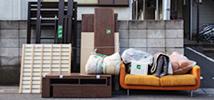 不用品・粗大ゴミ回収の準備について