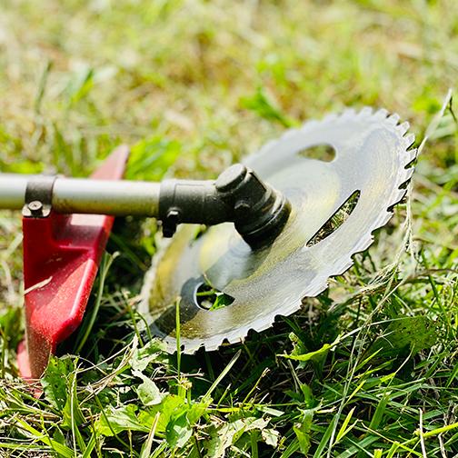 お庭の片付け・草刈り